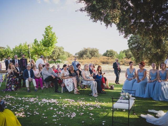 La boda de Pablo y Amelie en Madrid, Madrid 126