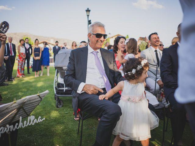 La boda de Pablo y Amelie en Madrid, Madrid 127