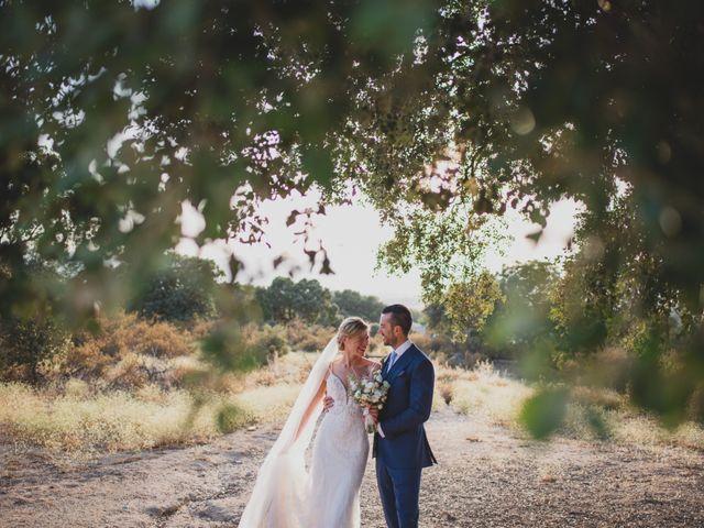 La boda de Pablo y Amelie en Madrid, Madrid 254