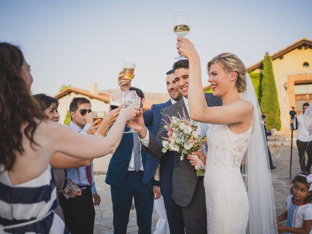 La boda de Pablo y Amelie en Madrid, Madrid 290