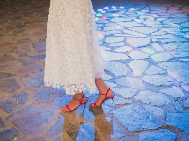 La boda de Pablo y Amelie en Madrid, Madrid 390