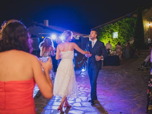 La boda de Pablo y Amelie en Madrid, Madrid 409