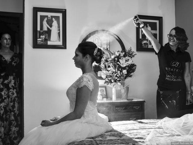 La boda de Jose y Beatriz en Mas De Las Matas, Teruel 23