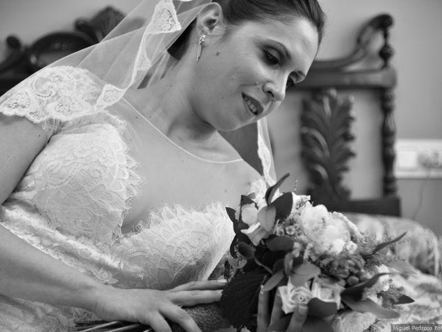 La boda de Jose y Beatriz en Mas De Las Matas, Teruel 29