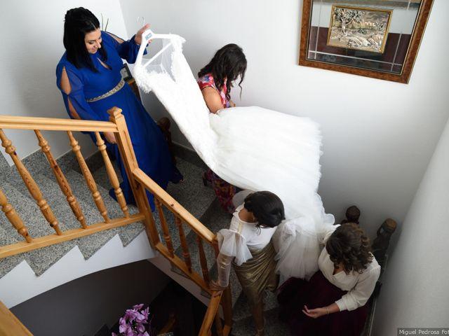 La boda de Jose y Beatriz en Mas De Las Matas, Teruel 35