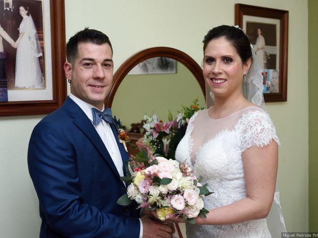 La boda de Jose y Beatriz en Mas De Las Matas, Teruel 40