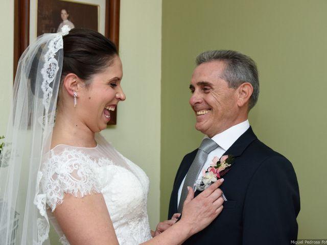 La boda de Jose y Beatriz en Mas De Las Matas, Teruel 42