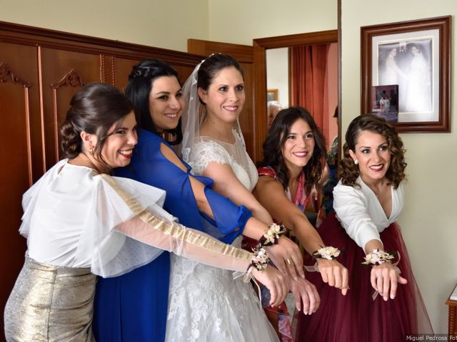 La boda de Jose y Beatriz en Mas De Las Matas, Teruel 49
