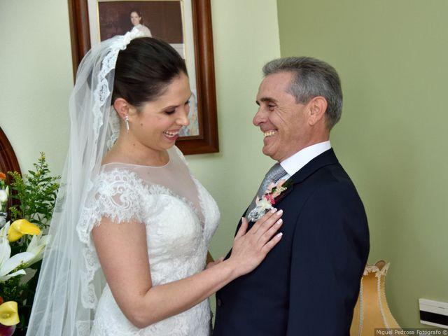 La boda de Jose y Beatriz en Mas De Las Matas, Teruel 50