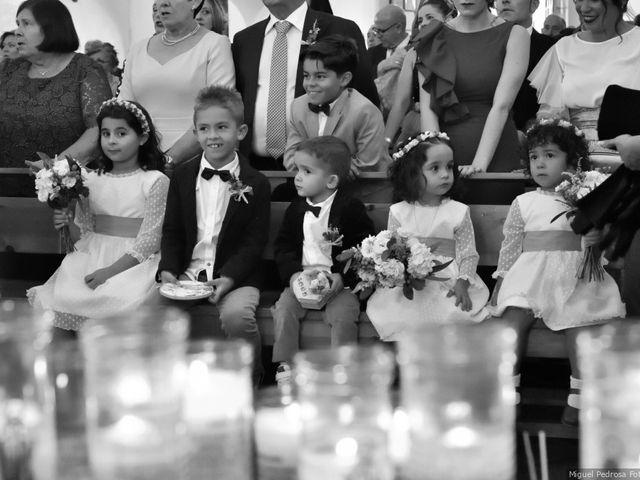 La boda de Jose y Beatriz en Mas De Las Matas, Teruel 53