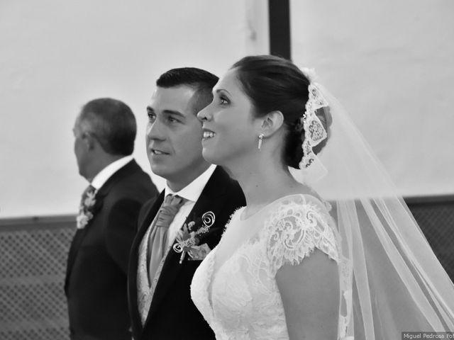 La boda de Jose y Beatriz en Mas De Las Matas, Teruel 54