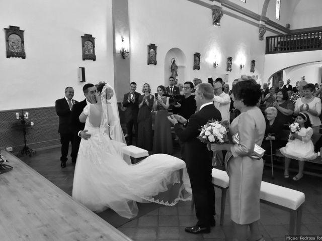 La boda de Jose y Beatriz en Mas De Las Matas, Teruel 56