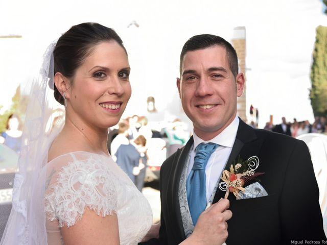 La boda de Jose y Beatriz en Mas De Las Matas, Teruel 59