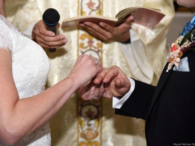 La boda de Jose y Beatriz en Mas De Las Matas, Teruel 62