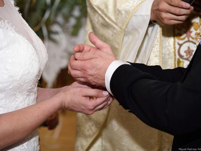 La boda de Jose y Beatriz en Mas De Las Matas, Teruel 63