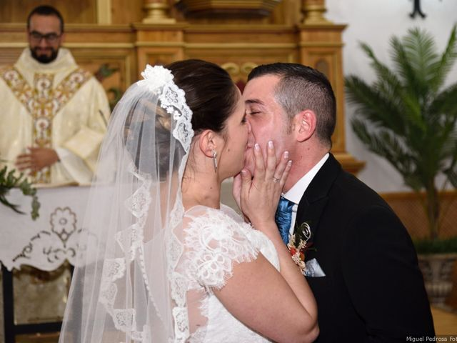La boda de Jose y Beatriz en Mas De Las Matas, Teruel 64