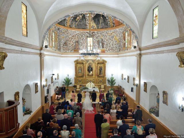 La boda de Jose y Beatriz en Mas De Las Matas, Teruel 67