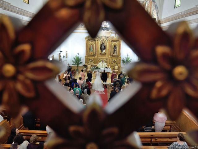 La boda de Jose y Beatriz en Mas De Las Matas, Teruel 68