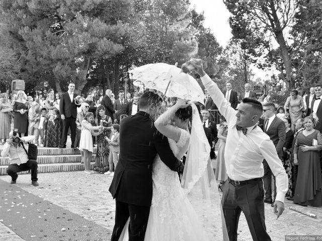 La boda de Jose y Beatriz en Mas De Las Matas, Teruel 70