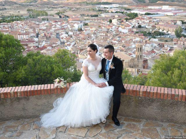 La boda de Jose y Beatriz en Mas De Las Matas, Teruel 73