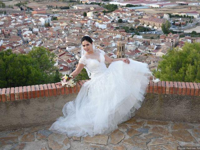 La boda de Jose y Beatriz en Mas De Las Matas, Teruel 74