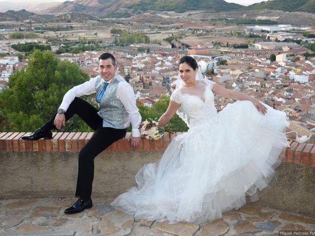 La boda de Jose y Beatriz en Mas De Las Matas, Teruel 75