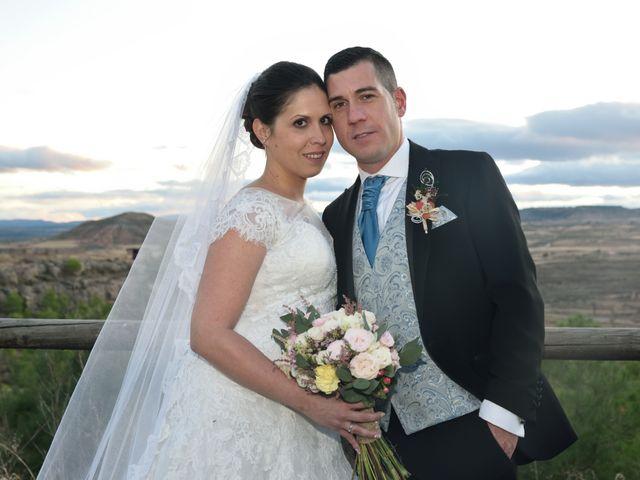 La boda de Jose y Beatriz en Mas De Las Matas, Teruel 77