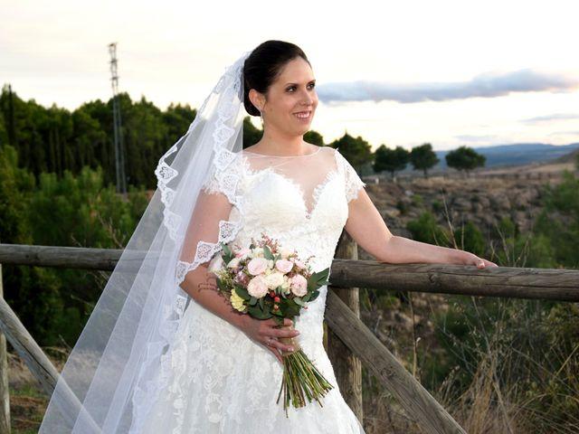 La boda de Jose y Beatriz en Mas De Las Matas, Teruel 78