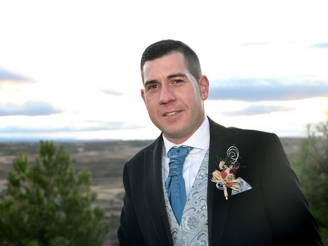 La boda de Jose y Beatriz en Mas De Las Matas, Teruel 79