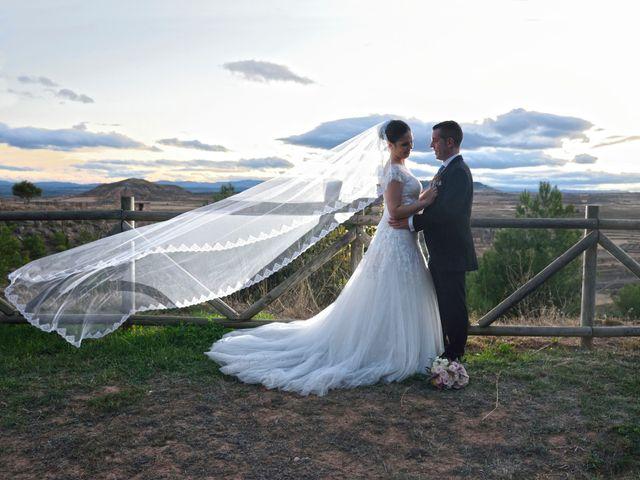 La boda de Jose y Beatriz en Mas De Las Matas, Teruel 80