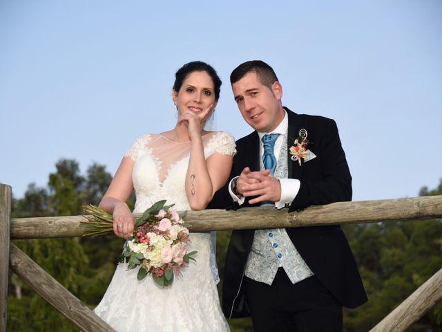 La boda de Jose y Beatriz en Mas De Las Matas, Teruel 81