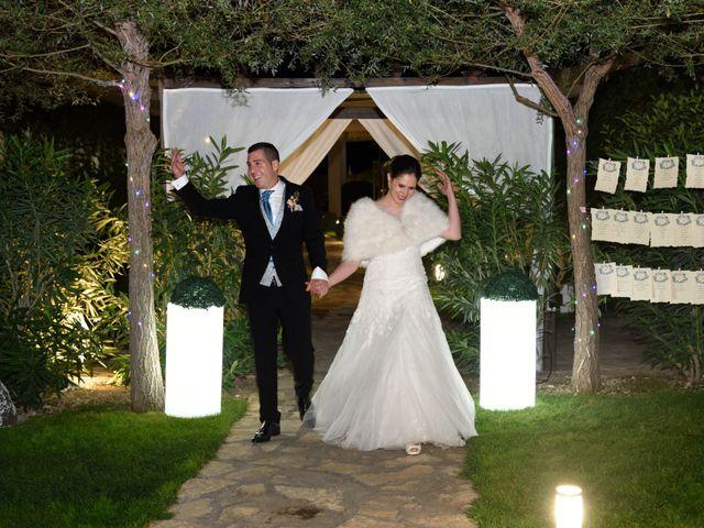 La boda de Jose y Beatriz en Mas De Las Matas, Teruel 83
