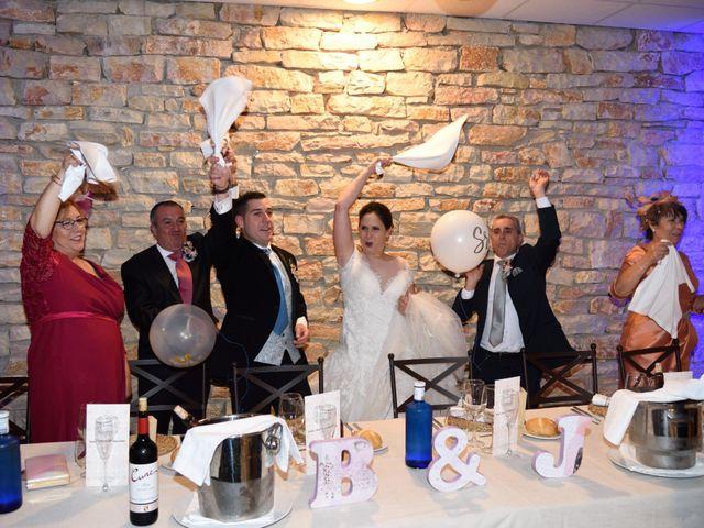 La boda de Jose y Beatriz en Mas De Las Matas, Teruel 84