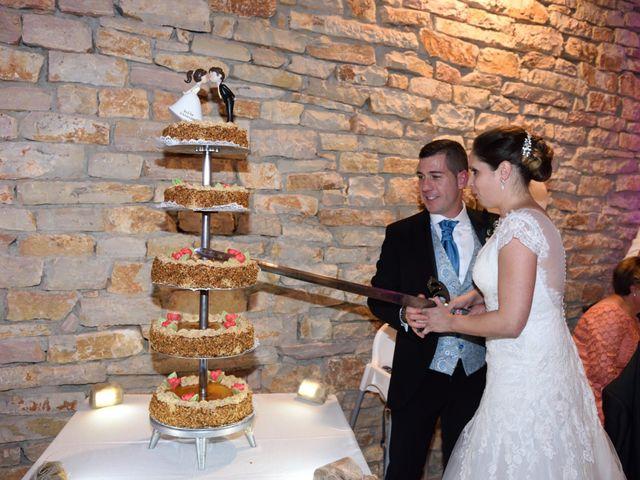 La boda de Jose y Beatriz en Mas De Las Matas, Teruel 85