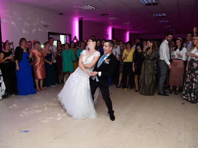 La boda de Jose y Beatriz en Mas De Las Matas, Teruel 86