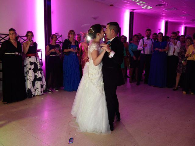 La boda de Jose y Beatriz en Mas De Las Matas, Teruel 87