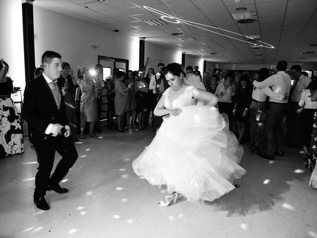 La boda de Jose y Beatriz en Mas De Las Matas, Teruel 88