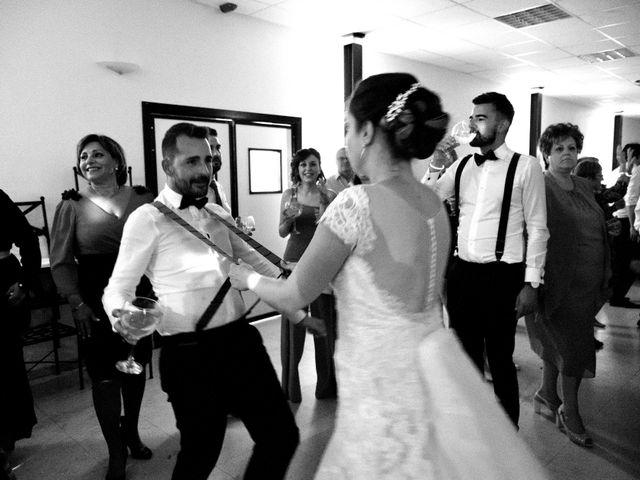 La boda de Jose y Beatriz en Mas De Las Matas, Teruel 89