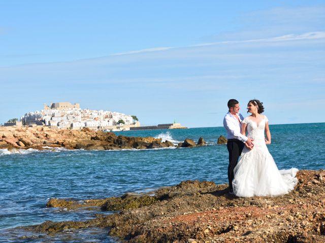 La boda de Jose y Beatriz en Mas De Las Matas, Teruel 92