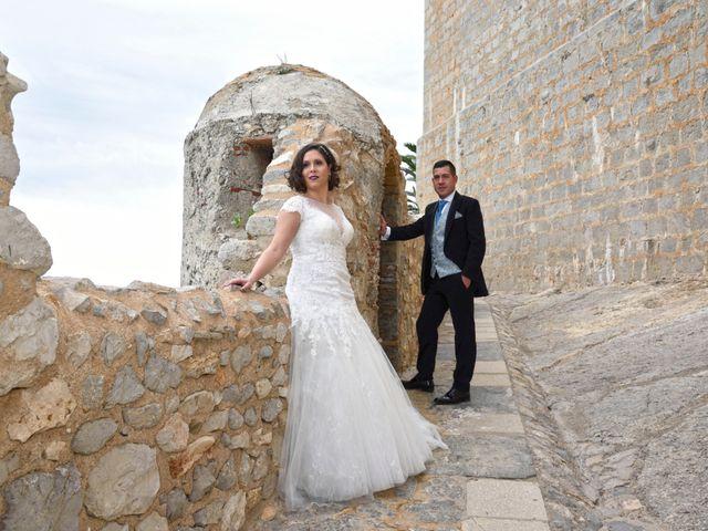La boda de Jose y Beatriz en Mas De Las Matas, Teruel 94