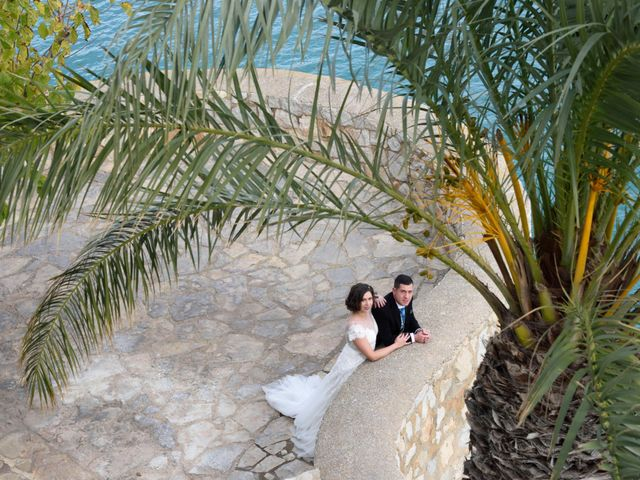 La boda de Jose y Beatriz en Mas De Las Matas, Teruel 96
