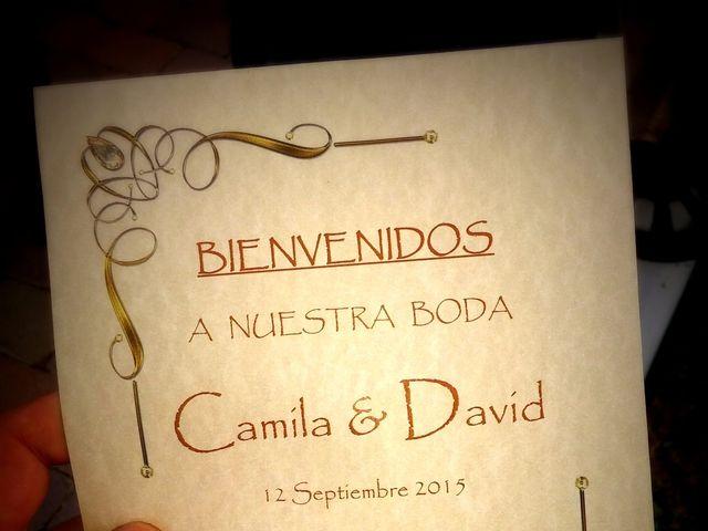 La boda de David y Camila en Blanes, Girona 3