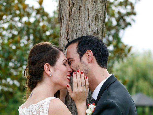 La boda de David y Camila en Blanes, Girona 19