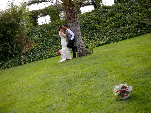 La boda de David y Camila en Blanes, Girona 24
