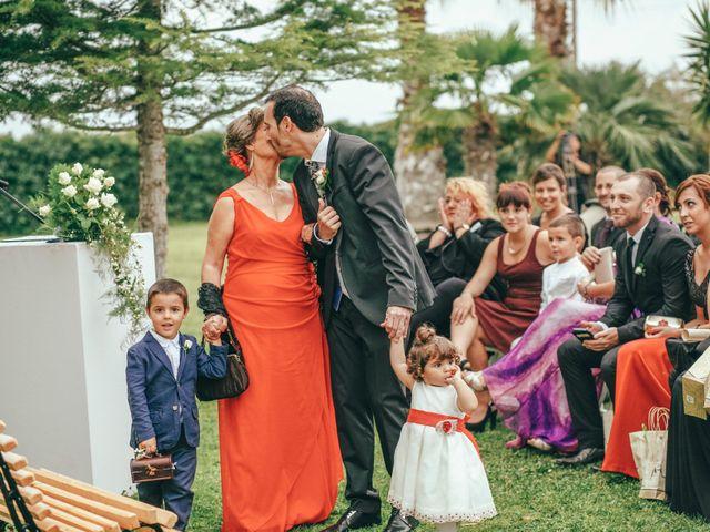 La boda de David y Camila en Blanes, Girona 28