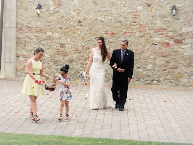 La boda de David y Camila en Blanes, Girona 29