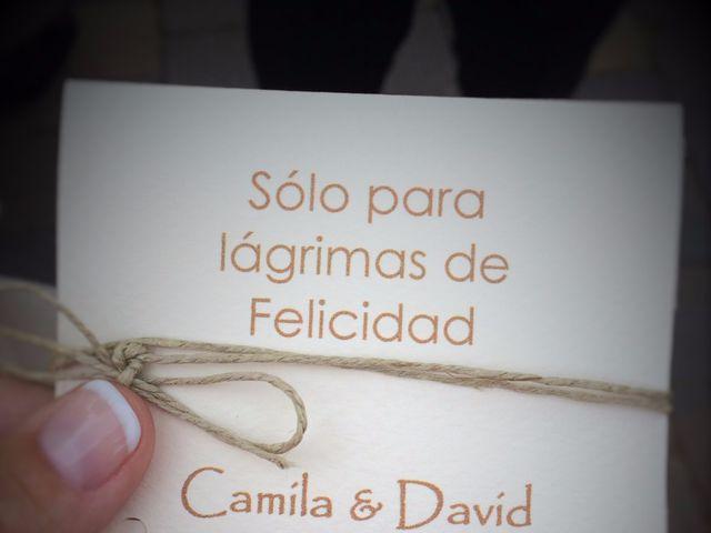 La boda de David y Camila en Blanes, Girona 30