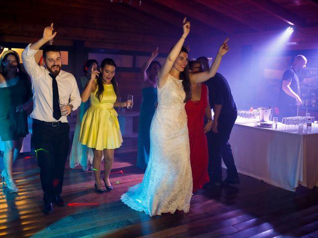 La boda de David y Camila en Blanes, Girona 45
