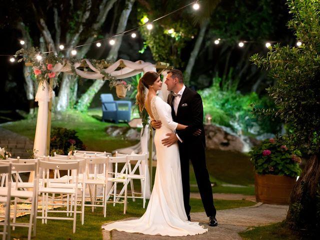 La boda de Mireia y Rubén