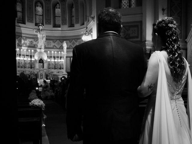 La boda de Kevin y Bibiana en Fuenlabrada, Madrid 20